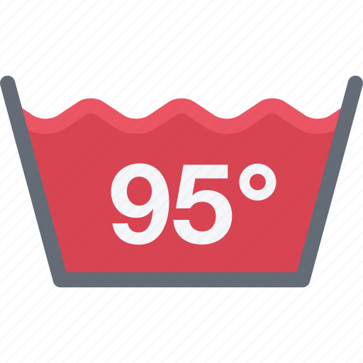 clothes, dry cleaning, features, ironing, laundry, temperature, water icon
