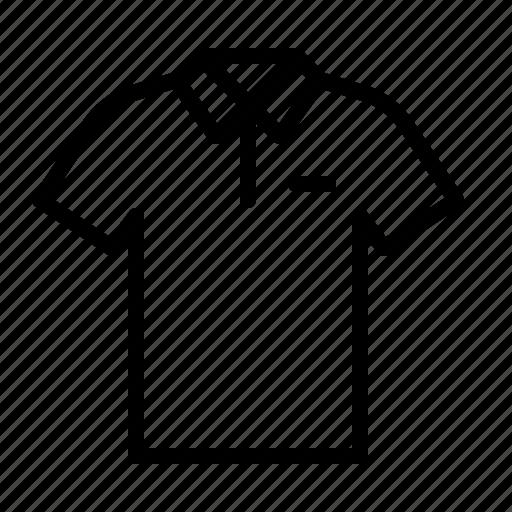 clothes, collar, fashion, ios, polo, shirt, tshirt icon