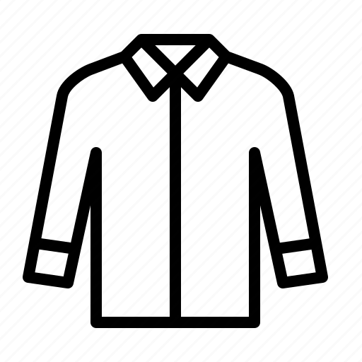 clothes, collar, cuffs, fashion, ios, shirt, smart icon