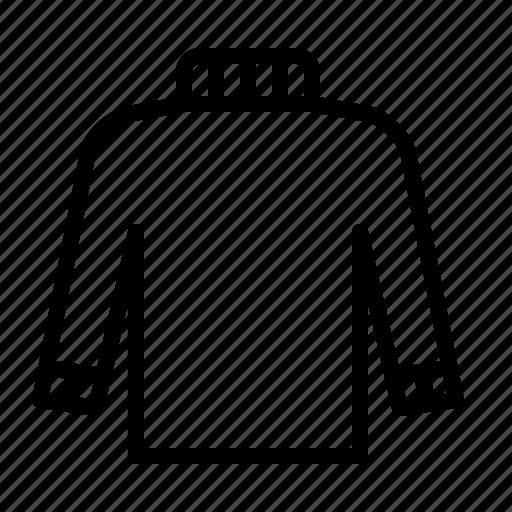 ios, jumper, neck, polar, sweater, sweatshirt, woolen icon
