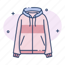 hooded top, outfit, jacket, hoodie, clothing, clothes