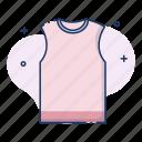 apparel, clothing, running, sport, tank top, vest