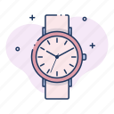 accessory, hand, time, watch, wristwatch icon
