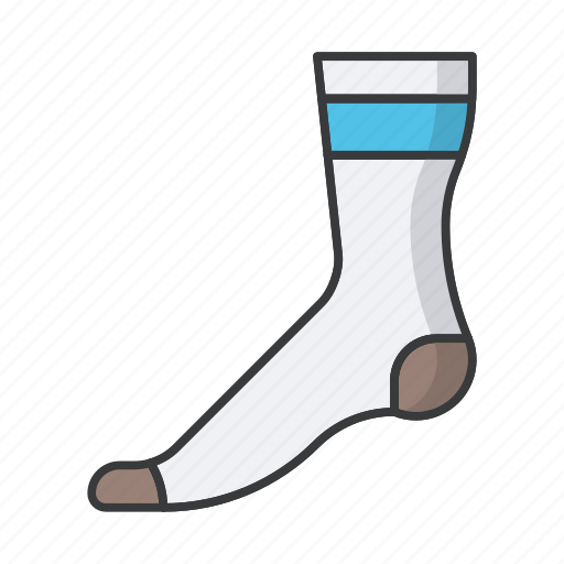 christmas, fashion, footwear, sock, socks icon