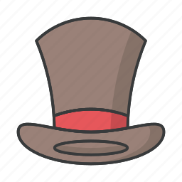 clothes, clothing, fashion, hat, wizard icon
