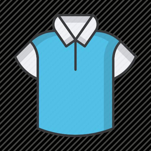polo, shirt, sport, sports icon