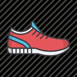 fashion, footwear, man, sneakers, speakers icon