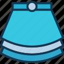 cotton pleated skirt, elastic waist, plaid mermaid skirt, skirt icon