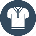 cool t-shirts, crew neck shirts, dicky, half sleeve shirt icon