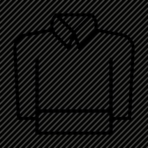 clothes, fashion, shirt, sweater, wear icon
