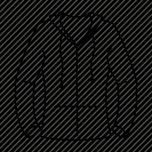 apparel, boy, clothing, hood, hoody, jacket, man icon