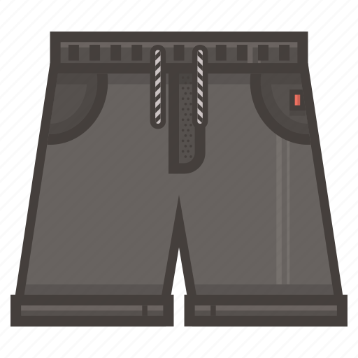 clothing, fitness, running, shorts icon