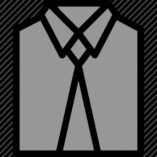 accessories, clothing, dress, fashion, man, shirt, woman icon