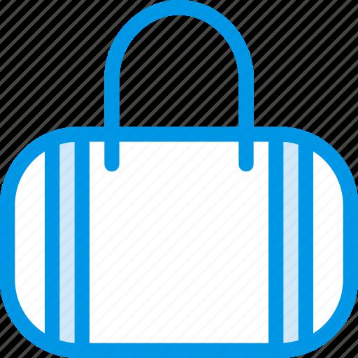 bag, clothes, clothing, dress, fashion, hand, money icon