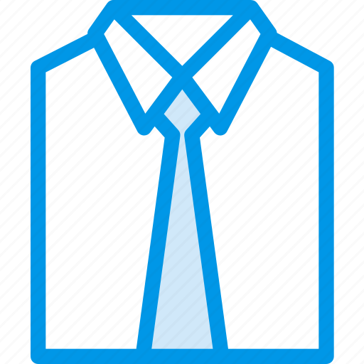 accesories, clothing, dress, men, suit icon