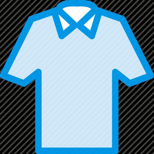 clothes, clothing, dress, fashion, polo, shirt icon