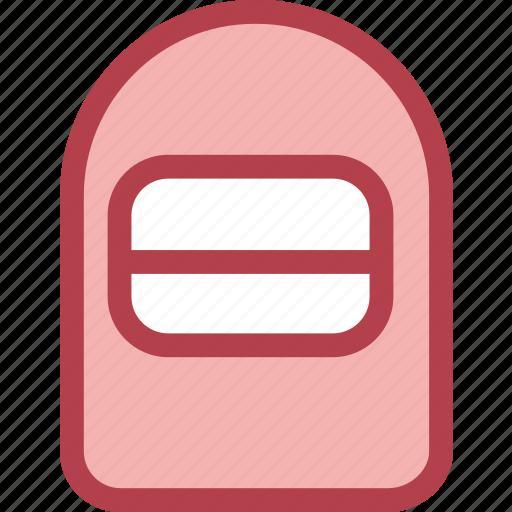 bag, clothing, dress, fashion, shoulder icon