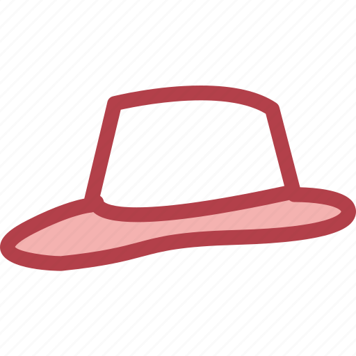 clothing, cowboy, dress, fashion, hat icon