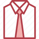 accesories, clothing, dress, fashion, men, suit icon