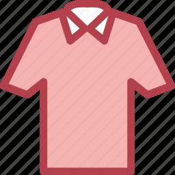 clothing, dress, fashion, polo, shirt icon