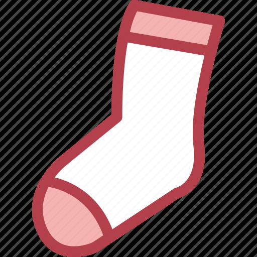 clothing, dress, fashion, socks icon