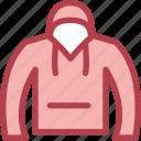 hoodie, clothing, dress, fashion