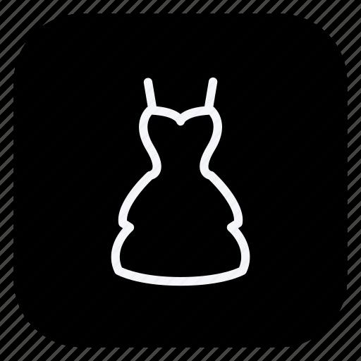 cloth, clothing, dress, fashion, man, woman icon