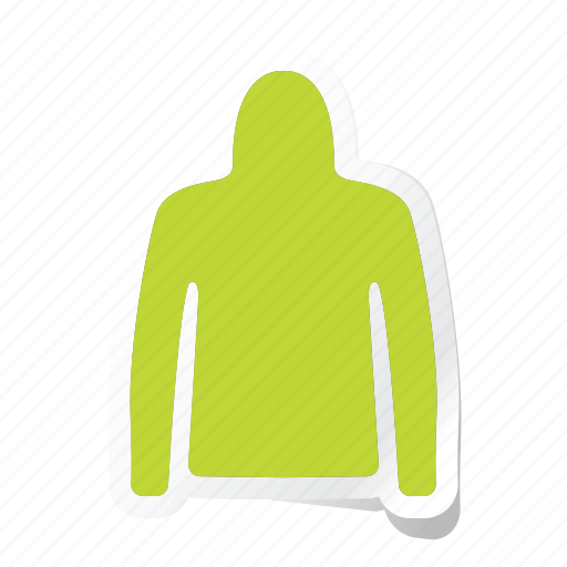 clothes, clothing, dress, hoodie, jacket, man, woman icon
