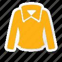 cloth, clothing, dress, fashion, woman, long sleeve, t-shirt