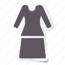 cloth, clothing, dress, fashion, man, woman icon