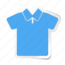 cloth, clothing, dress, fashion, man, polo shirt, woman icon