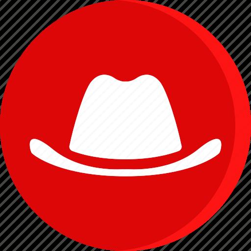 cloth, clothing, cowboy, fashion, hat, man, wear icon