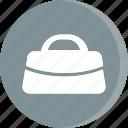 bag, cloth, clothing, dress, fashion, man, woman icon