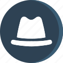 cloth, clothing, dress, fashion, hat, man, woman icon
