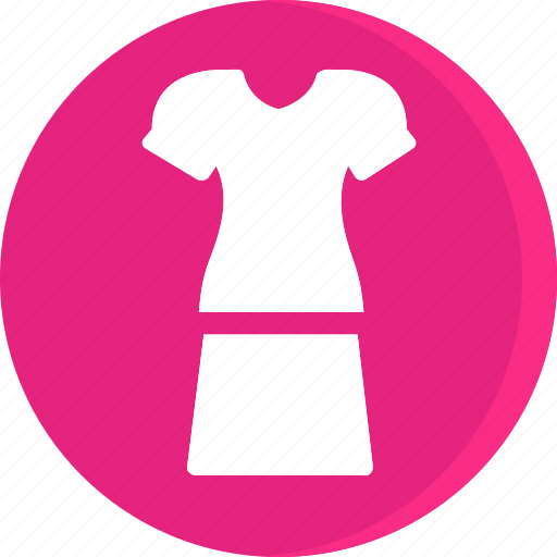 clothes, clothing, dress, fashion, female, girl, woman icon