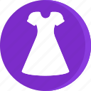 clothes, clothing, dress, female, girl, wear, woman icon