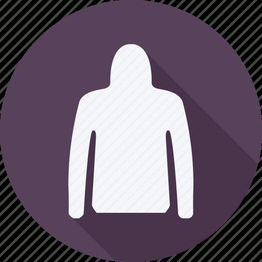 bag, clothes, clothing, dress, fashion, hoodie, woman icon