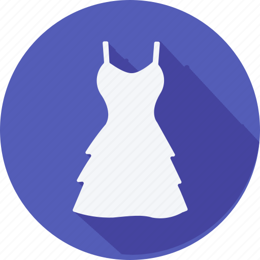 bag, clothes, clothing, dress, fashion, party dress, woman icon