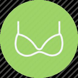 bikine, bra, clothes, fashion, style, undergarment, woman icon