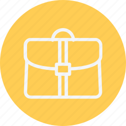 bag, briefcase, camping, hiking, luggage, suitcase, travel icon