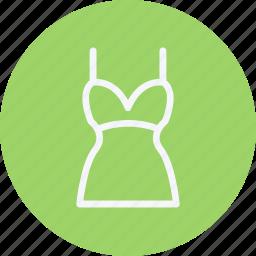clothing, dress, evening, fashion, style, woman icon