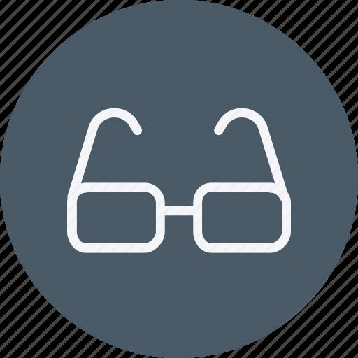 eye, eyeglasses, eyewear, frame, goggles, sunglasses, view icon
