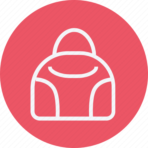 bag, briefcase, camping, hand, luggage, travel icon