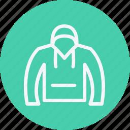 clothing, fashion, hoodie, jacket, shirt, sweatshirt, tennis icon