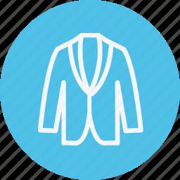 clothing, dress, fashion, jacket, shirt, style, wear icon