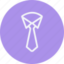 clothing, dress, fashion, long, necktie, style, tie icon