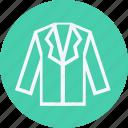 coat, mens icon