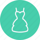 birthday, celebration, dress, fashion, party icon