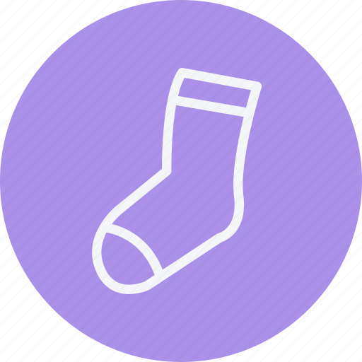 Socks, christmas, clothing, dress, fashion, style, winter icon - Download on Iconfinder