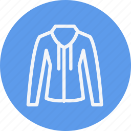 hoodie, jacket, mens, shirt, sweater, sweatshirt, turtleneck icon